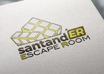 Diseños Santand'ER Escape Room