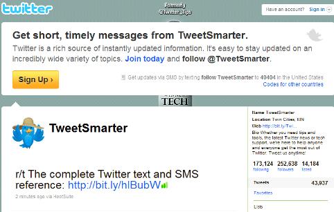 tweetsmarter