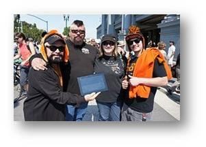 Sony Orange Fans