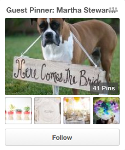 martha stewart guest pinner pinterest board
