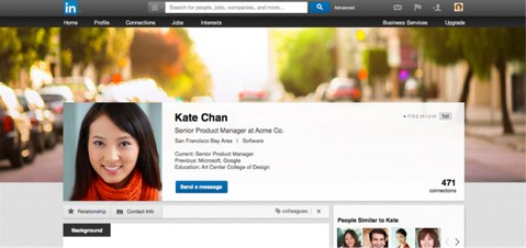 neues LinkedIn Premium-Erlebnis