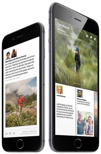 Papier App iPhone6