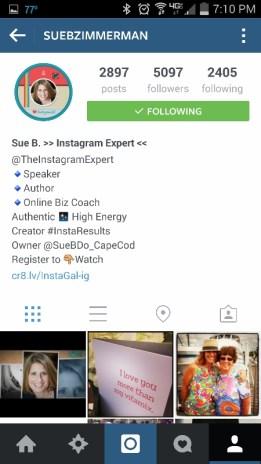 trackable url in instagram bio