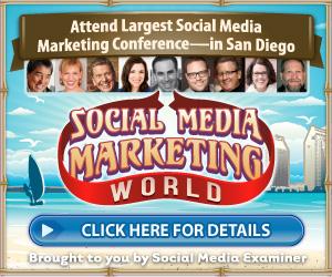Social Media Marketing Welt 2016