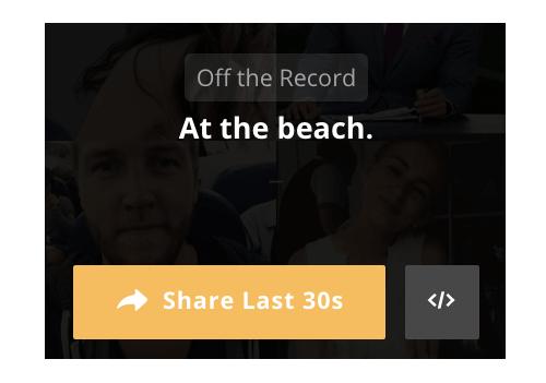 blab share button