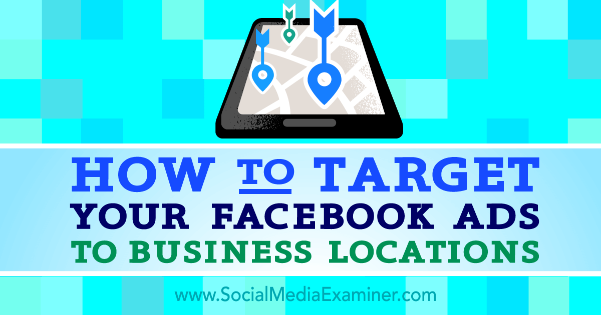 how to add a business location to facebook