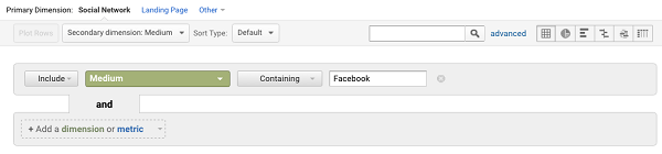 Utilice un soporte personalizado para crear nuevos canales en Google Analytics.