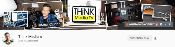 Sean ajuda os influenciadores a ter impacto com a mídia online.
