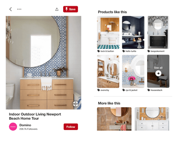 Pinterest is phasing out its Buyable Pins which are pins served up by retailers that allowed users to buy products without leaving Pinterest, and replacing them with redesigned Product Pins