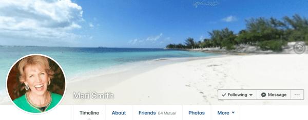 Usa un profilo personale per le aziende su Facebook con cautela.