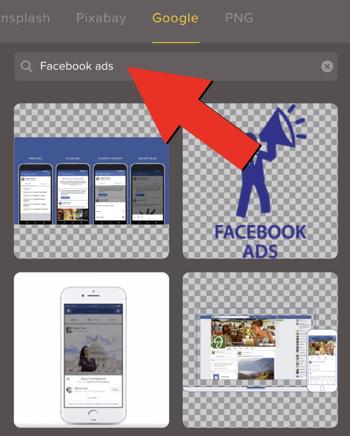 Verwenden Sie Over, um Bilder für soziale Medien zu erstellen, Schritt 5.