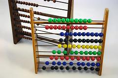 Vintage abacuses