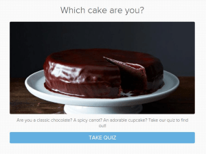 Which Cake