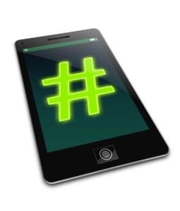 Hashtag Phone