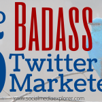 Top 5 Badass Twitter Influencers to Inspire your Social Voice