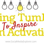 Using Tumblr to Inspire Fan Activation