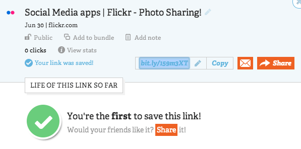 how to post a photo with a link on facebook