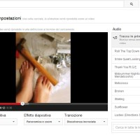 Creare un video su YouTube con la Slideshow fotografica