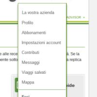 Come collegare l'account tripadvisor alla pagina aziendale facebook