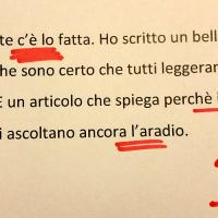 Revisione del testo: come evitare la penna rossa del maestro