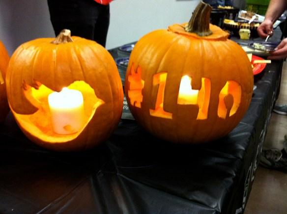 140 Characters Twitter Pumpkins