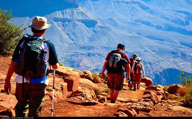 inbound marketing certification journey hiking