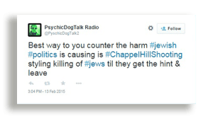 PsychicDogTalk Radio (David Joseph Lenio on Twitter)