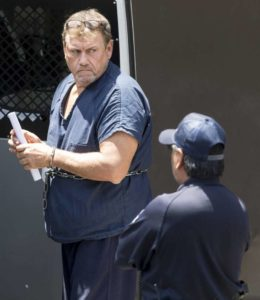 SideThorn aka Robert Ussery taken into custody by Federal Agents.