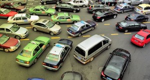 Get Stuck in Traffic