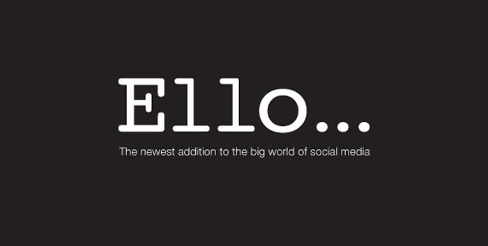 Ello, the Anti-Facebook Social Network