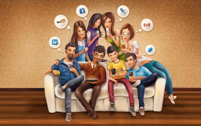 effect of social media in lebanon
