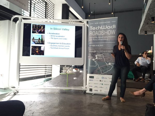 uk tech hub roadshow tech wadi lebanon beirut