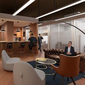 Servcorp Louis Vuitton Building