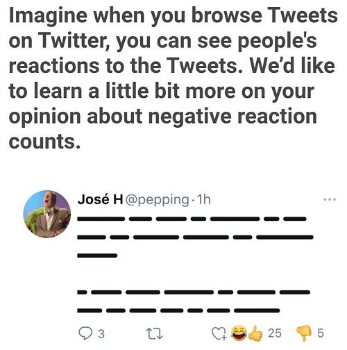 Twitter Reactions