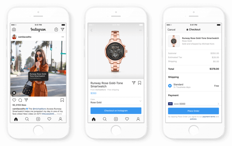 Instagram Shopping Tags for Creators