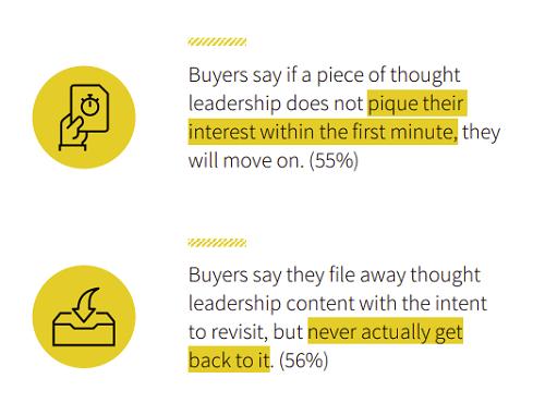 LinkedIn Edelman B2B Thought Leadership report