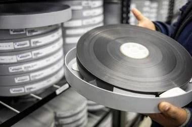 Las latas que almacenan la copia original de Superman (1978) deben almacenarse en frío para evitar la degradación de la película