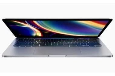 La MacBook Pro de 13 pulgadas renueva el teclado con la nueva versión y dispone de almacenamiento SSD