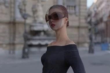 El diseño de máscara facial de Joe Doucet apuesta a la estética para aumentar su adopción