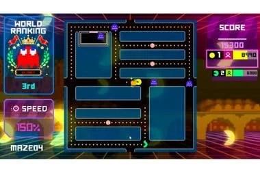 El Pac-Man Live Studio permite una experiencia multijugador del clásico que hoy cumple 40 años