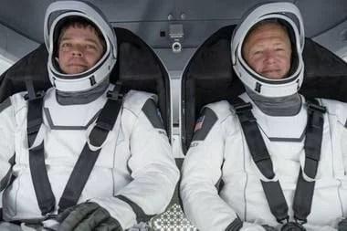 Bob Behnken y Doug Hurley están a cargo de la misión
