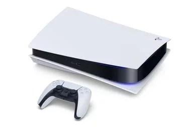 El diseño de la nueva PlayStation 5 permite su uso de forma vertical u horizontal