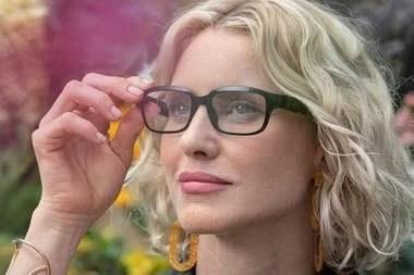 Los anteojos Echo Frames de Amazon se controlan con un toque en la patilla del marco