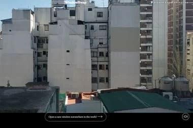 Buenos Aires también tiene su aporte para el proyecto Window Swap