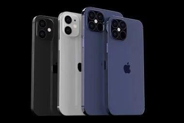 Así lucen los nuevos iPhone 12 según una renderización que hizo el canal de YouTube EverythingApplePro en base a diversos reportes y filtraciones