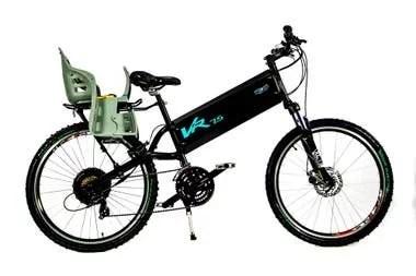 Sin pedalear. Las bicicletas eléctricas de Rodar Electric se fabrican en nuestro país y vienen en rodados 26 y 29. Además hay un modelo plegable y otro mountain bike. Su autonomía es de 30 a 60 kilómetros por carga, según el modelo, y cuenta con una batería de iones de litio (desde $95.000).