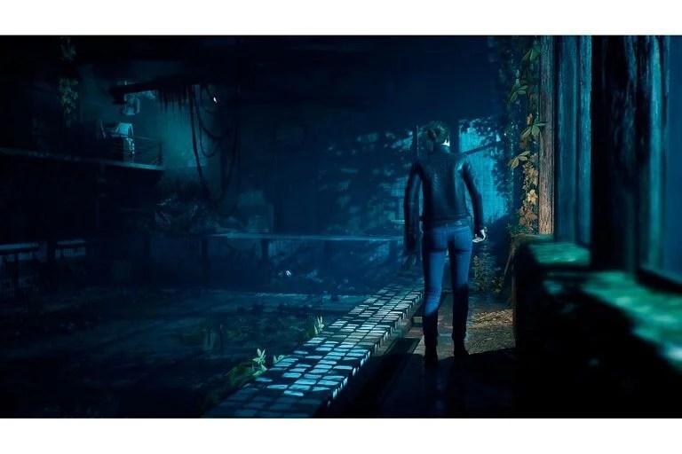 El juego usa el motor de gráficos Unreal 4