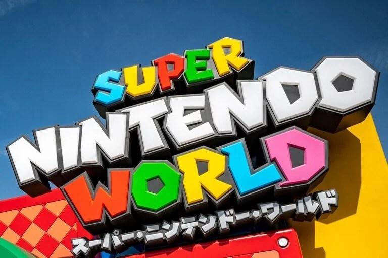 Super Nintendo World se inauguró en Universal Studios Japan en Osaka este 17 de marzo