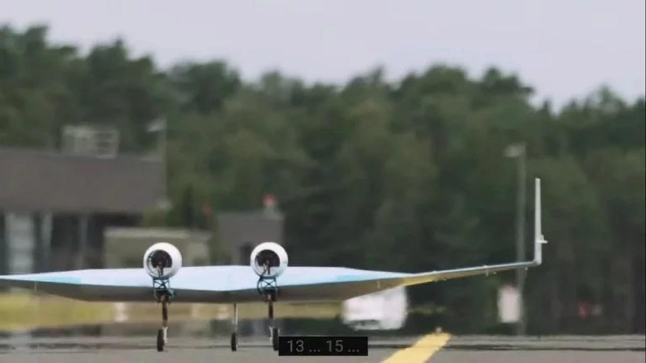 """Cómo es """"el avión del futuro"""" que KLM voló por primera vez - Fuente:  KLM Royal Dutch Airlines"""