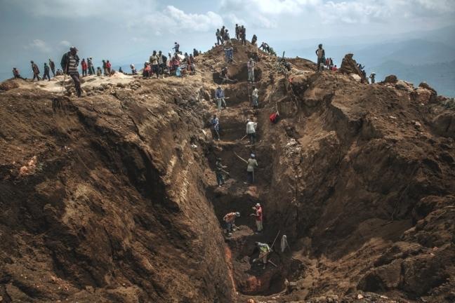 Congo miniere